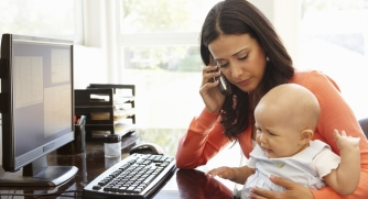 Can I have your attention? How to focus on what matters as a working mum!